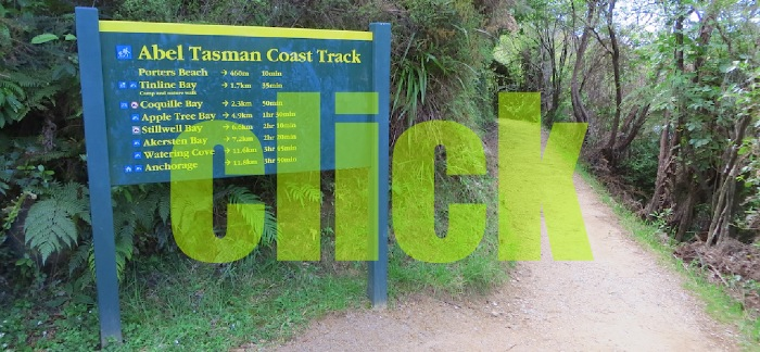 Coastal Track, Abel Tasman NP