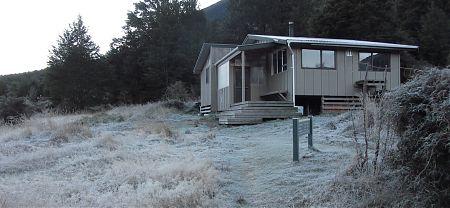 Lakehead Hut, Nelson Lakes National Park