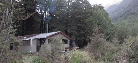 West Sabine Hut, Nelson Lakes National Park