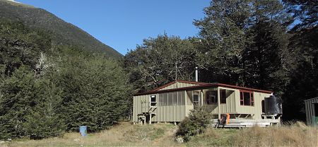John Tait Hut, Nelson Lakes National Park