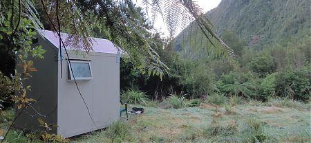 Little Wanganui Shelter, Kahurangi National Park