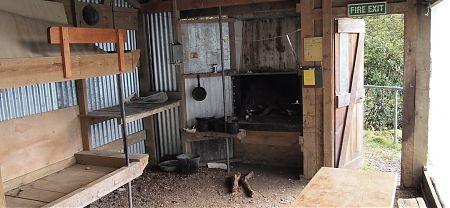 Splugeon Shelter, Kahurangi National Park