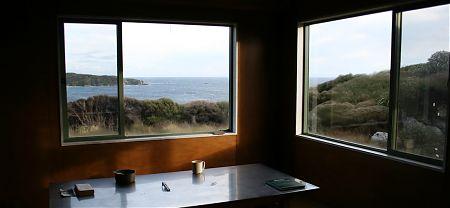 Long Harry Hut, Rakiura National Park, Stewart Island