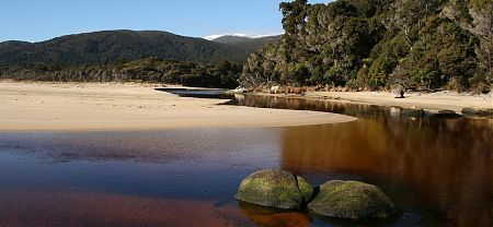 Smokey Creek, Rakiura National Park, Stewart Island