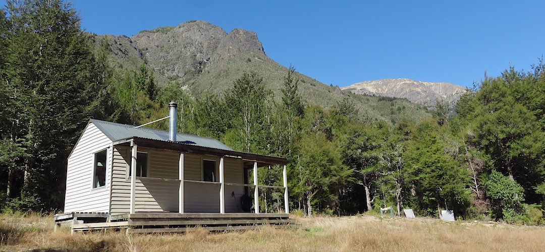 pick of the huts in the vicinity  | Mid Goulter Hut, Mt Richmond Forest Park