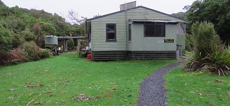 Port William Hut, Rakiura Track, Stewart Island 1