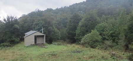 Browning Hut in Mt Richmond Forest Park