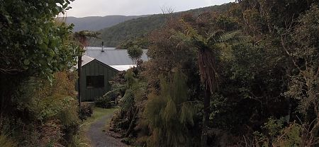 North Arm Hut, Rakiura National Park, Stewart Island