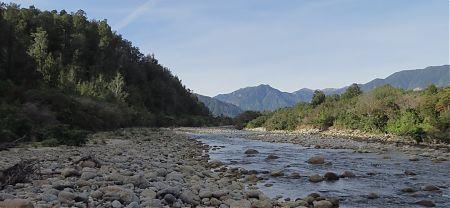 Little Wanganui River near Karamea
