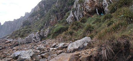 West Ruggedy Cave, Rakiura National Park, Stewart Island