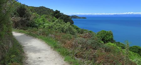 Coastal Track, Abel Tasman National Park