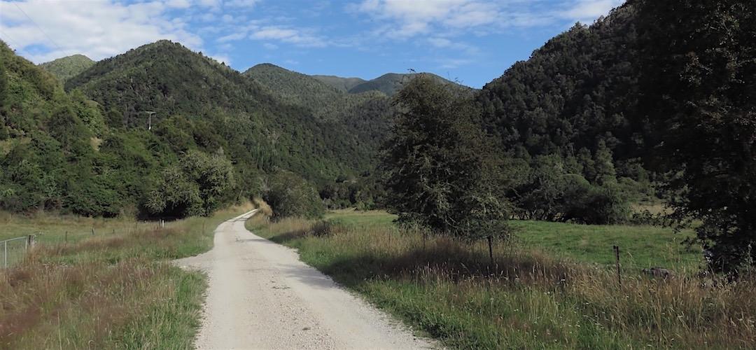 Wangapeka Track, Kahurangi National Park