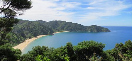 Mutton Cove and Separation Point | Coastal Track, Abel Tasman National Park