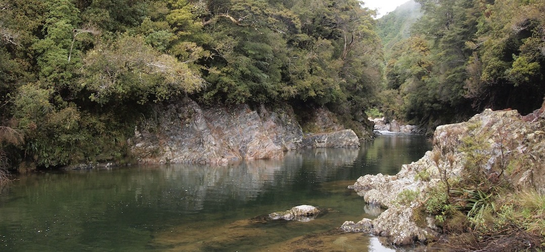 The Karamea River