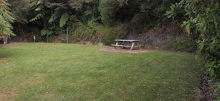 Awaroa campsite, Coastal Track, Abel Tasman National Park