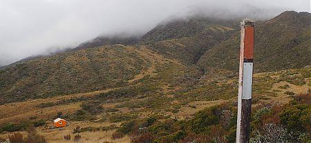 Keats Ridge Hut. |  Frew/Toaroha Saddles, Westland