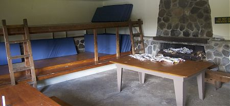 Brown hut, Heaphy Track, Kahurangi National Park