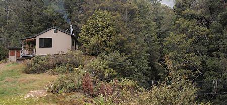 Venus Hut, Kahurangi National Park