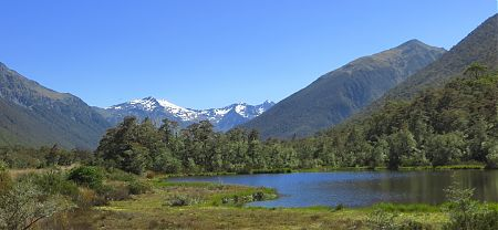 St James Walkway, North Canterbury