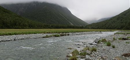 Waiau River, North Canterbury