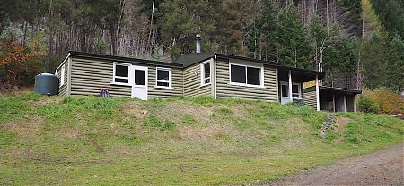 Greigs Hut | Leatham Conservation Area, Marlborough