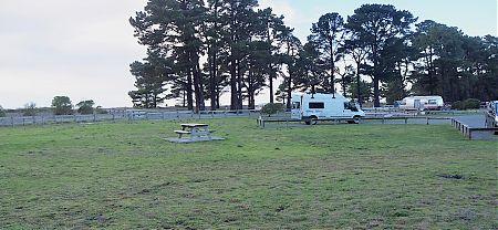 Rarangi campsite   Marlborough