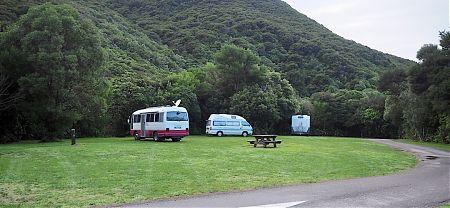 Whites Bay campsite | Marlborough