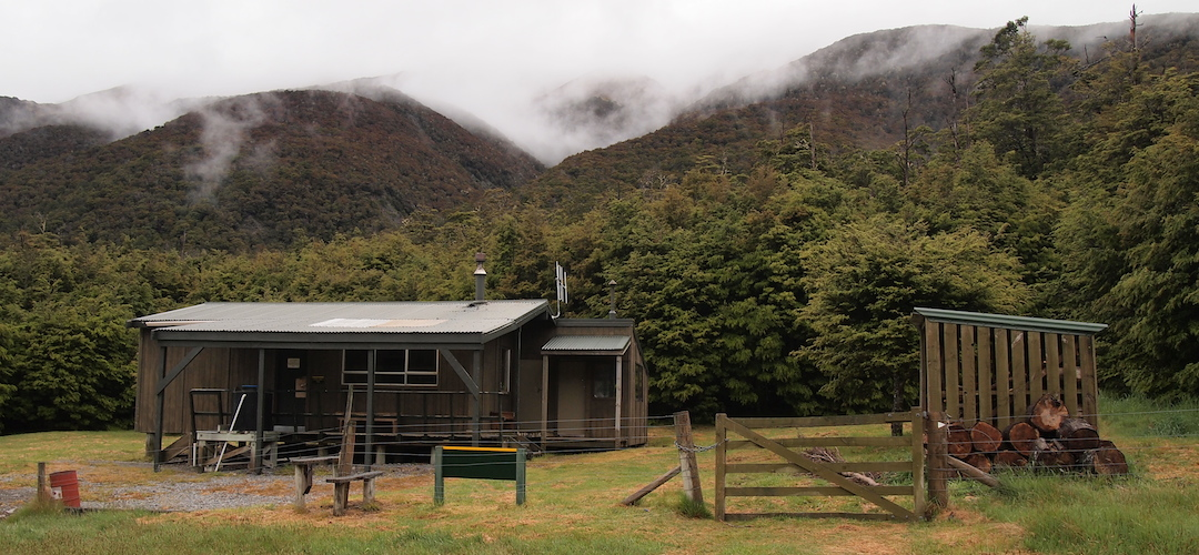 Christopher Hut, St James Walkway