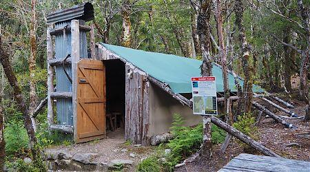 Soper Shelter, Lake Stanley exterior 1   Kahurangi National Park