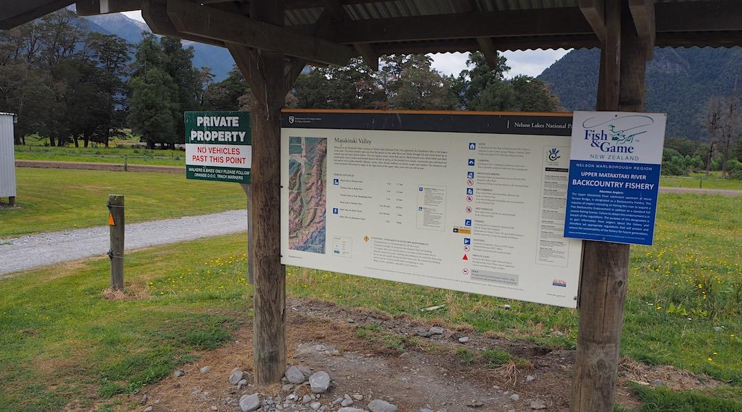 Burn/Nardoo Creek Loop, Nelson Lakes National Park