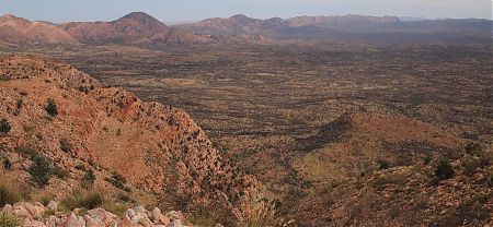 Chewings Range, Larapinta Trail, Central Australia