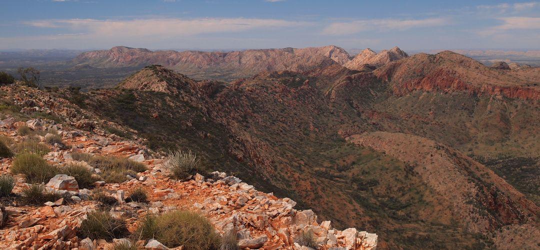 Larapinta Trail, Central Australia