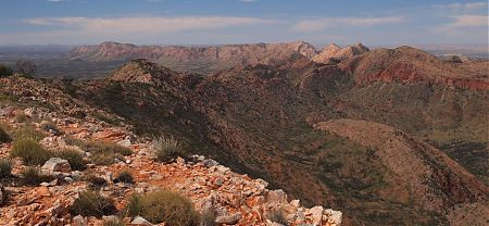 Larapinta Trail, Central Australia
