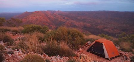 Brinkley Bluff, Larapinta Trail, Central Australia