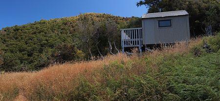 Holyoake Clearing Shelter, The Inland Track, Abel Tasman National Park