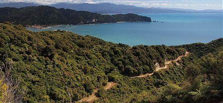 Wainui Inlet, Inland Track, Abel Tasman National Park