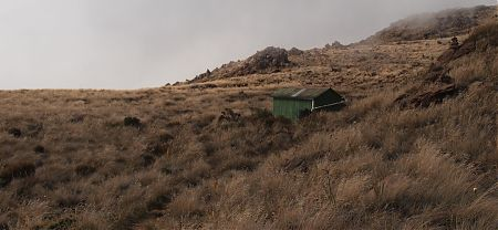 Dun Mountain Shelter