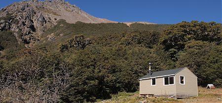 Rintoul Hut, Alpine Route, Mt Richmond Forest Park