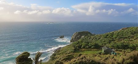 Long Harry, North-west Circuit, Rakiura National Park, Stewart Island