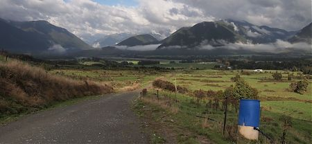 The Mataki Valley looks a bit like Shangri La, Nelson Lakes National Park