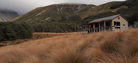 Speargrass hut, Nelson Lakes National Park